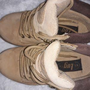 Lugz Work Fashion Boots